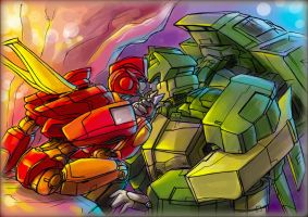 Springer and Hot Rod 3 by Aiuke