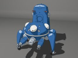 Tachikoma by 3dflasher