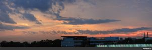 Jurong East Panorama by SS-OschaWolf