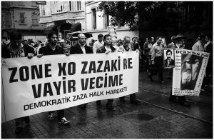 Workers protest 001 by MarcoFiorentini
