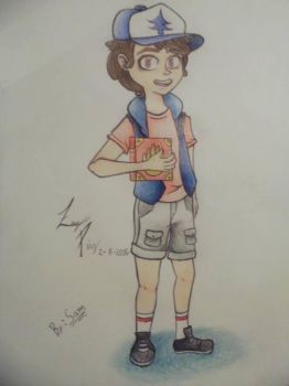 Dipper Pines by zzpp14