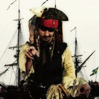 I am Captian Jack Sparrow by parthpandya89
