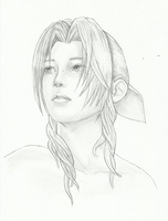 Aerith by white-materia