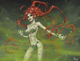 Poison Ivy by Roy-Flowers