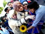 Axis Powers Hetalia Cosplay T. by x-Alone