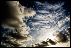 Cornish Sky 2 by Enderion