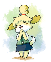 Isabelle by Pidoodle