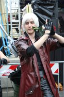 Devil may cry 4 by matthoward
