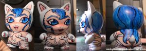 Felicia custom Trikky by nickyflamingo