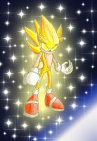 Super Sonic space by princesayuuki