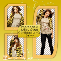 Photopack Png Miley Cyrus #11 by BeluuBieberEditions
