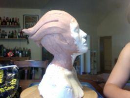 Mass Effect 2-Samara progress by Terra-fen