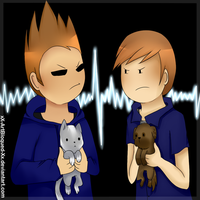 .:Eddsworld:.Dogs/Cats are better than cats/dogs by xX-ArtBloqued-Xx