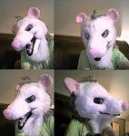 I Made a Fursuit What the Heck by PankcakeWizard