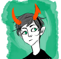 Look at them horns by KingCheddarXVII