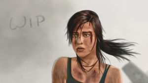 Tomb Raider WIP 3 by Pipeextile92