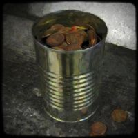 Penny Can by Blogography