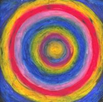 Concentric rings by ChaoticatCreations