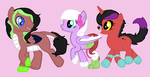 Foals for Equinoxthealicorn 2 by TwilightLuv10