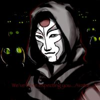 Amon's Welcome by Guchi-Girl1