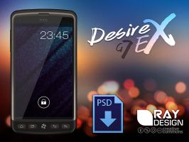 G7EX Device PSD by raysdesign