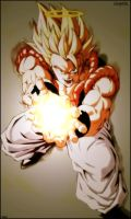 Gogeta by fcpr