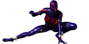 Spider-Girl 2099 - Stock by RazielKanos