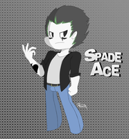 Spade The Hawk by KendallJT-INF