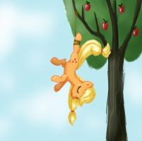 Hanging Mare by inuneechan