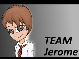 TEAM JEROME by Wolfy-Artist