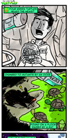COMIX Ninja Turtles by theEyZmaster