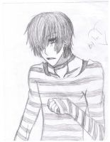 emo guy by Pamianime