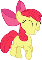 Dancing Apple Bloom by dasprid
