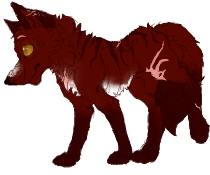 Bloodfang page Doll by Blud-Bud