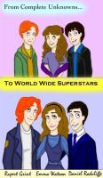 From Unknowns to Super Stars by DKCissner