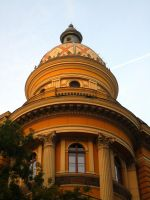 Library Dome by Syltorian
