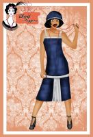 Disney Flappers - Audrey by HelleeTitch