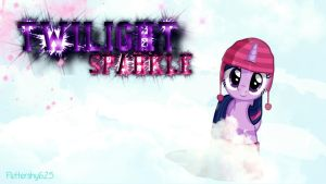Twilight Sparkle Wallpaper! by Fluttershy625