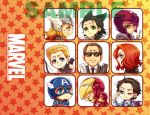 Marvel-sample of card pack by Athew