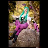 Morrigan XII by jkdimagery