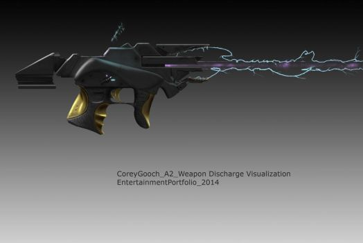 CoreyGooch A2 WeaponDischargeVisualization by Zeiram3f