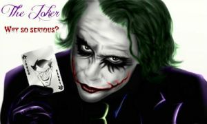 The Joker (Heath Ledger) by jokercrazy