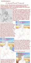 Colored Pencil Tutorial by BloodMoonEquinox