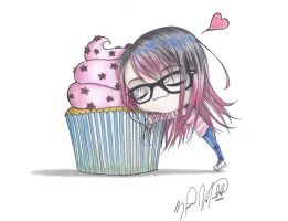 Cupcake Heaven (Sample commission) by ShenaniBOOM