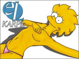 Lisa Marie Simpson11 by el-KARPik
