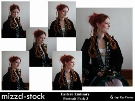 Eastern Emissary P Pack 3 by mizzd-stock