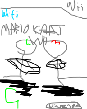 Improved version of Mariokart Wii by Klashik