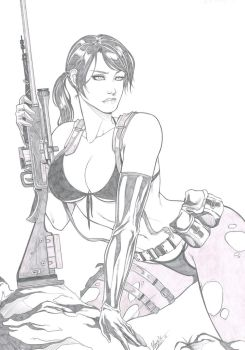 Quiet by Dannith