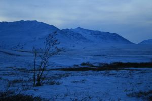 Snowy Mountains 4 by Arctic-Stock