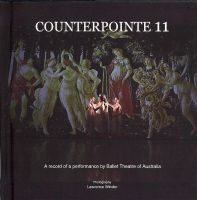 'Counterpointe 2' the book by lawrencew